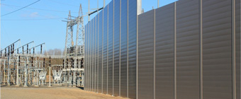 Absorptive-Noise-Barriers, Noise Barrier Wall Product Solutions