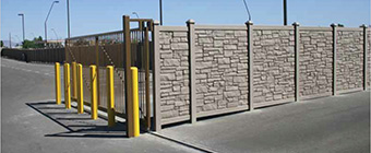 Commercial, Noise Barrier Wall Solutions