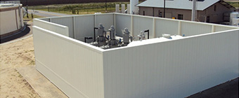 Energy-&-Mining, Noise Barrier Wall Solutions