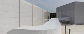 Industrial, Noise Barrier Wall Solutions