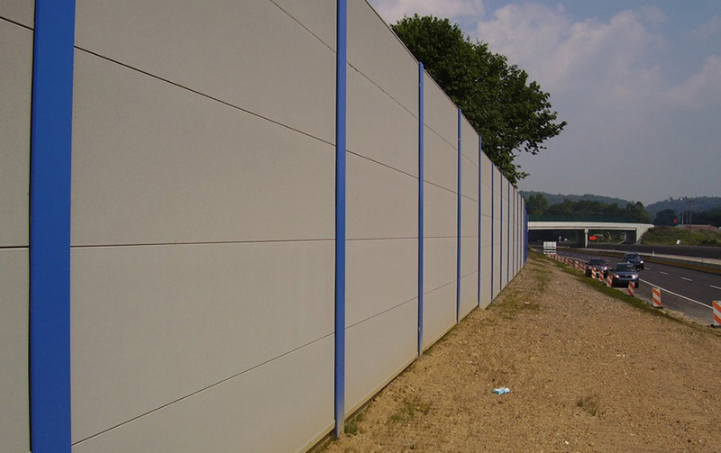 Municipal Noise Barriers