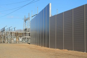 Absorptive Noise Barriers