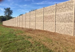 Silentium Group's Noise Barrier Wall Exceeds Expectations in Winchester, VA