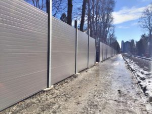 Silentium Group's MTO DSM Noise Wall System 'On Track' for Stouffville Metrolinx Phase 1 Project