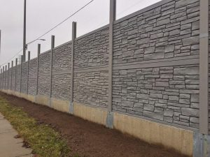 Silentium Group Chosen by Metrolinx to Keep the Peace with its Integrated Noise Barrier Wall System