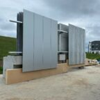 Silentium Group's Integrated Mock-up Moves Forward on Davenport Diamond Noise Wall Project